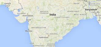Varanasi India Map by India Sos Barnebyer
