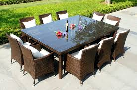 Rattan Kitchen Table by Glass Top Wicker Dining Table U2013 Rhawker Design