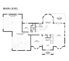 custom homes floor plans the david shuster custom homes floor plans