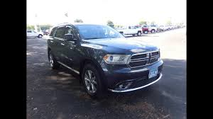 2014 dodge durango limited 3 6 l v6 used 2014 dodge durango limited 3 6l v6 awd elk river plymouth