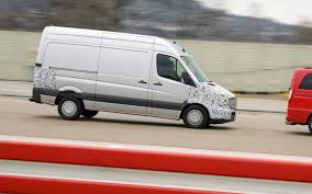 mercedes benz teases next generation sprinter truck trend news