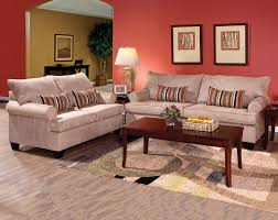 Furniture Sets Living Room This Sienna Mocha Sofa And Loveseat Set Creates The Perfect