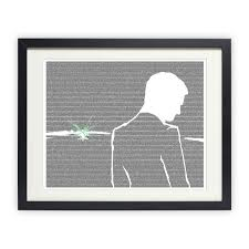 The Green Light Great Gatsby The Great Gatsby Gatsby And The Green Light Postertext Touch