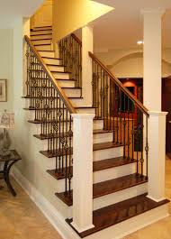 Basement Stairs Design Staircase Traditional Basement New York By Home Design Center