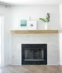 brick fireplace makeover modern brick fireplace makeover howtos