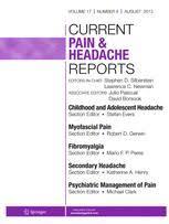 Visceral Somatic Reflex Referred Pain From Somatic And Visceral Structures Springerlink