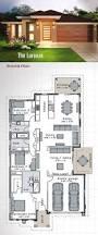 best ideas about single storey house plans pinterest modern floor plans
