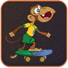 skate board apk monkey skateboard apk for windows phone android and apps