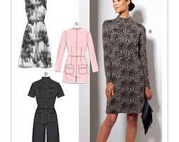 jumpsuit stitching pattern jumpsuit pattern etsy