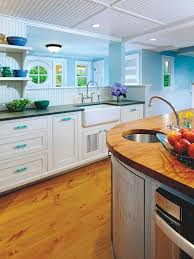 Eco Kitchen Design by Red Kitchens Design Tips U0026 Pictures Of Colorful Kitchens Hgtv