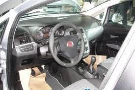 Grande Punto Interior Fiat Grande Punto 1 2 Test Drive Review
