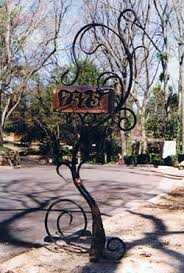 tuesday s favorite finds 21 mailbox wrought iron iron and