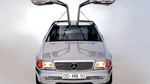 karmann mercedes benz r129 gullwing prototype u00271993 u2013 youtube