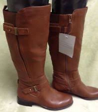 naturalizer joan banana bread boots womens size 12 ww ebay