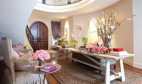 lisa vanderpump home decor spring tablescapes home