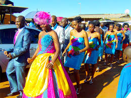 Traditional Wedding Dresses Sotho Fashion Trends In December 2017