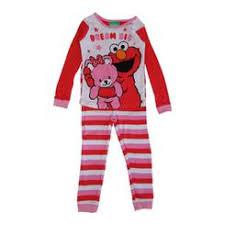 sesame street elmo pajamas