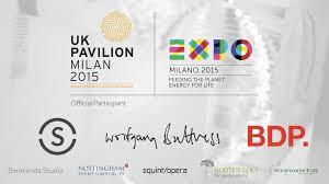 milan expo 2015 uk pavilion bdp youtube