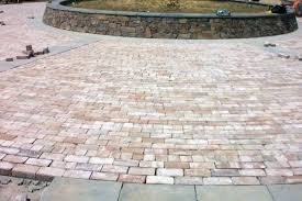 Cost Of A Paver Patio Cost Of Patio Pavers Brick Pavers Calculator Patio Material Design