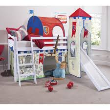 knights u0026 castles cabin bed with slide tent tunnel u0026 tower noa