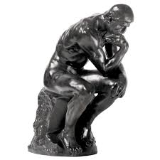 rodin the thinker sculpture the met store