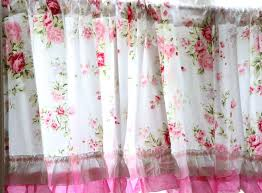 Ruffled Kitchen Curtains Collection In Ruffled Kitchen Curtains Inspiration With Clarice