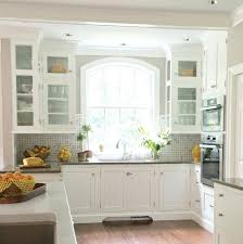 kitchen cabinets over windows between around low subscribed me