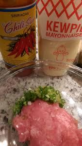 sriracha mayo sushi my favorite sushi maki rolls u2013 spicy tuna inside out taste2taste