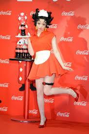 Coca Cola Halloween Costume Dress Kyary Pamyu Pamyu Betty Boop Halloween