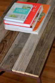 Building Reclaimed Wood Coffee Table by Diy Reclaimed Wood Coffee And Side Tables
