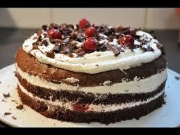 gateau cuisine recette gâteau de noël la fôret par hervé cuisine us