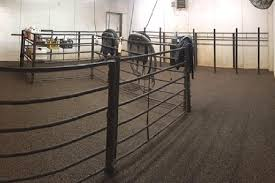 Commercial Rubber Flooring Attractive Easy To Clean Coating Systems For Concrete Floors
