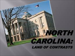 A Place Nc Nc As A Distinct Region Region A Place Where The Landscape And