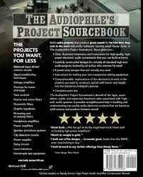 the audiophile u0027s project sourcebook 80 high performance audio