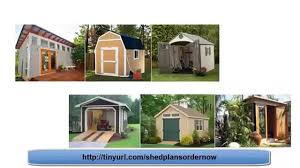 garden shed designs my shed plans youtube