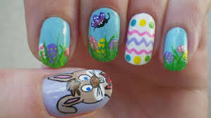 top 20 easter nail designs 2017 for all modern girls