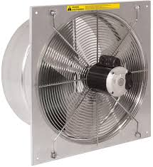 commercial exhaust fan with shutter 16 inch