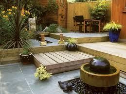 narrow backyard design ideas tropical backyard ideas long narrow
