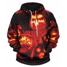 pumpkin hoodie online for sale gearbest com