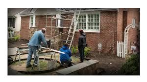 painted brick home exterior painting richmond va youtube