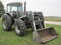 1980 white 2 105 mfwd tractor item 3878 sold may 24 ag