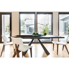 eliot contemporary dining table cantoni