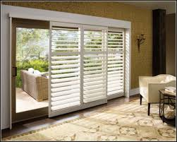 sliding glass door blinds home depot patio door built blinds home depot patios home decorating