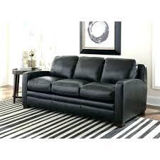 black leather sleeper sofa black leather sleeper couch image leather sleeper sofa home