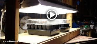 cheap grow light stand gf diy living gardenfork tv