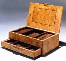Wooden Jewellery Box Plans Free by Easy To Make Wood Jewelry Boxes Plans Diy Free Download