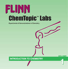 flinn chemtopic labs u2014introduction to chemistry volume 1