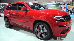bmw jeep red 18 2015 jeep grand cherokee srt red vapor edition exterior