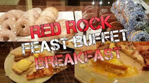 M Resort Buffet by Red Rock Las Vegas The Feast Breakfast Buffet Youtube