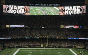 mercedes superdome mercedes superdome boards trahan architects
